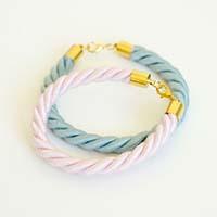 regali di natale fai da te braccialetti