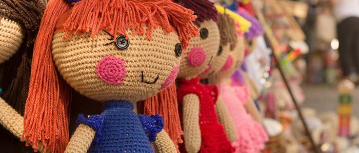 regali di natale per bambini bambole peluches