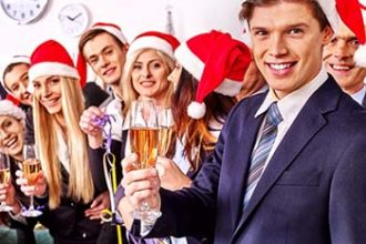 Auguri di Natale per colleghi e capo
