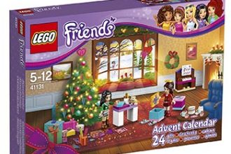 Calendario Avvento Lego Friends