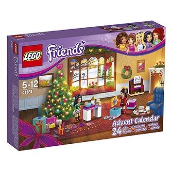 Calendario Avvento Thun.Calendario Dell Avvento Lego Friends Aspettando Il Natale 2019
