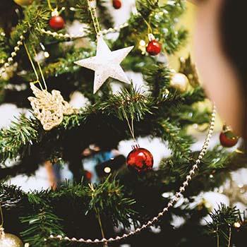 Immagini Di Alberi Di Natale Addobbati.Alberi Di Natale Addobbati Eleganti E Originali