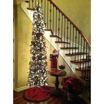 Albero Di Natale Stretto.Albero Di Natale Slim Recensioni E Guida Utile